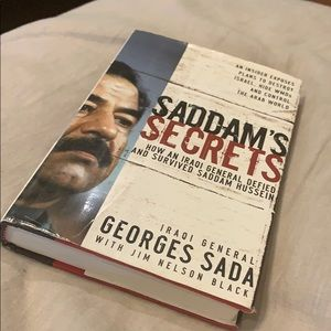 Book About Defying Hussein's Evil Plans!